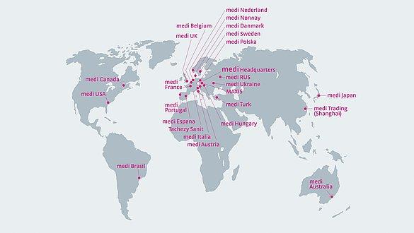 medi international: Von Bayreuth in die Welt