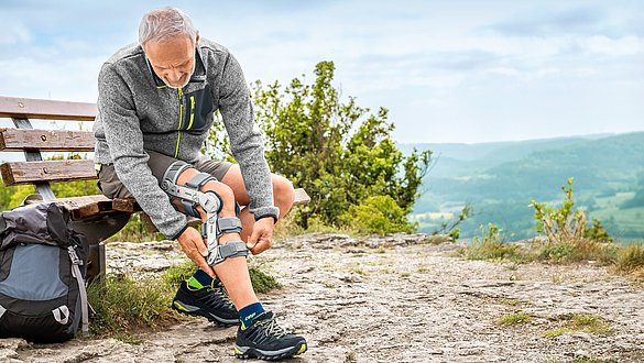 Greater stability and mobility in everyday life with the M.4®s OA comfort