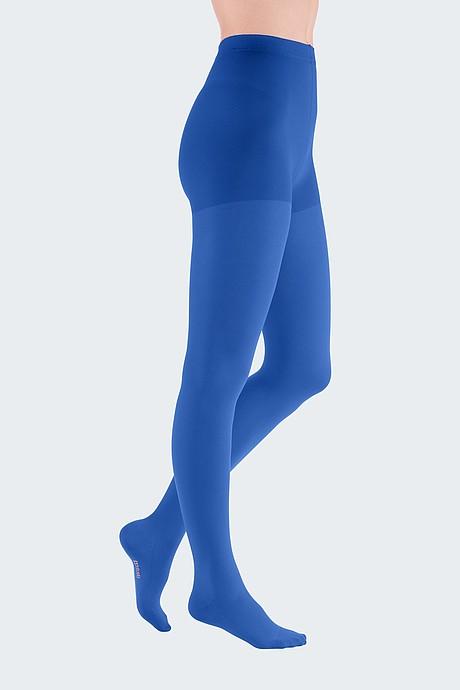 mediven comfort Kompressionsstrümpfe Venentherapie royalblau