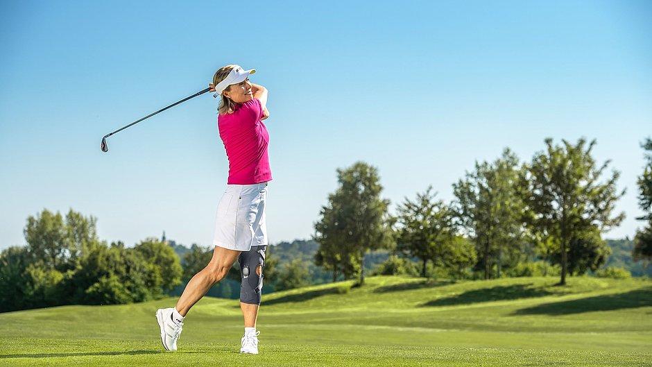 medi soft OA Knieorthese bei Gonarthrose Golferin