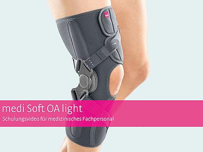 medi Soft OA light - Schulungsvideo für medizinisches Fachpersonal