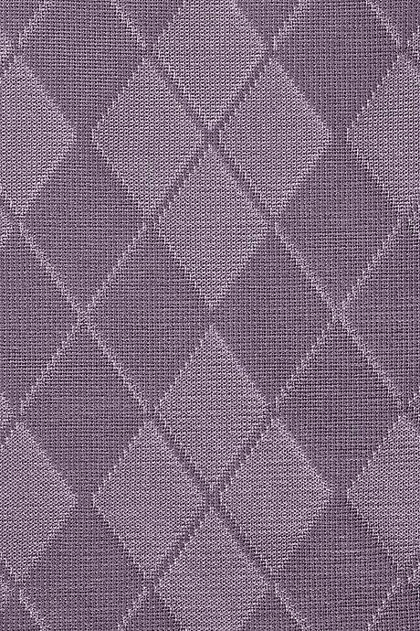 mediven 550 flachgestrickte Kompressionsstrümpfe in lila mit Crosses