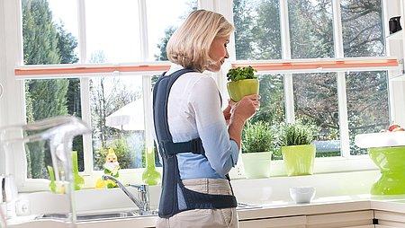 Spinomed wirbelsäulenaufrichtende Rückenorthese - Spinomed wirbelsäulenaufrichtende Rückenorthese