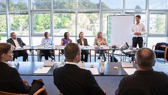 Seminare Führungs- und Kommunikationskompetenz - Seminare Führungs- und Kommunikationskompetenz