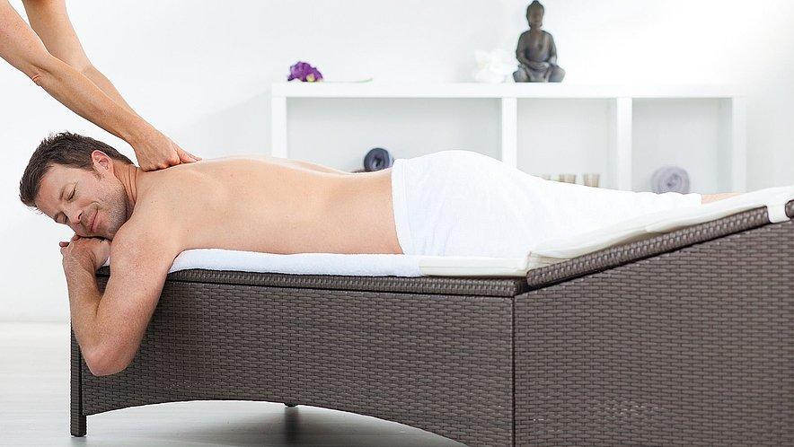 Massagen steigern das Wohlbefinden - Massagen steigern das Wohlbefinden