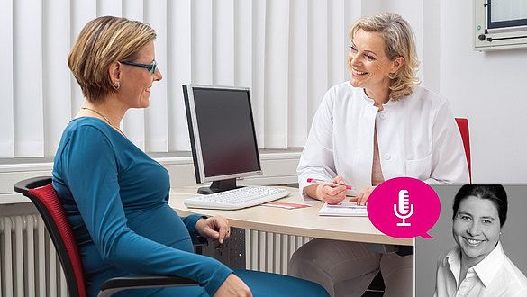 Besenreiser und Krampfadern in der Schwangerschaft