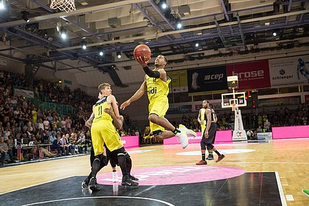 Basketball - Ein Sport zum Austoben
