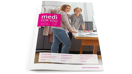 medi for you: Fach- und Wissensmagazin von medi