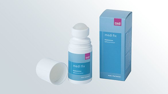 medi fix Klebestift für Kompressionsstrümpfe