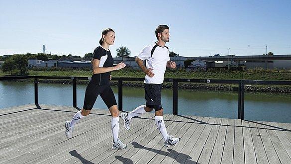 Marathon laufen - Marathon laufen