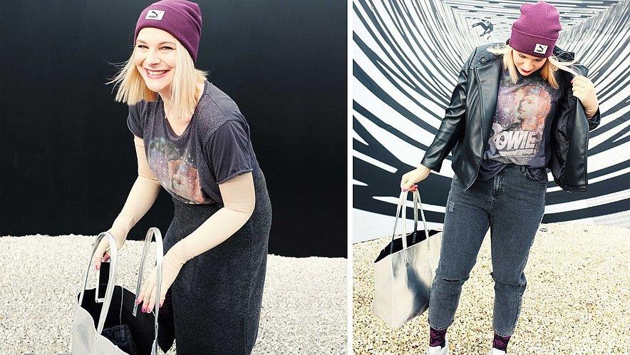 Modebloggerin Caroline Sprott beere