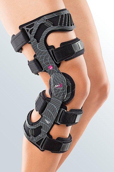 Knieorthese Kreuzbandriss Komfort Polster