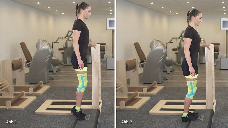 patella tip syndrome physiotherapy exercise calf raise - patella tip syndrome physiotherapy exercise calf raise