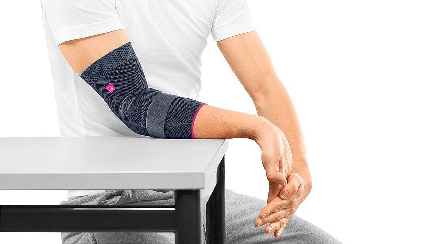 Golfer's elbow: Strengthening exercise - Golfer's elbow: Strengthening exercise