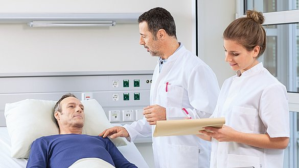 - Medizinische Patientenhygiene
