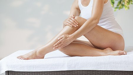 Healthy veins for lovely legs