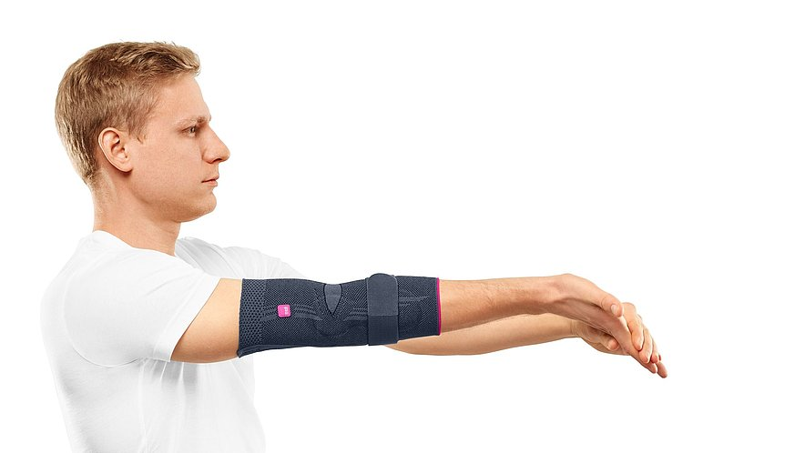 Golfer's elbow: Stretching exercise - Golfer's elbow: Stretching exercise