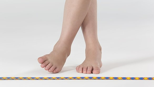 Fußfehlstellungen