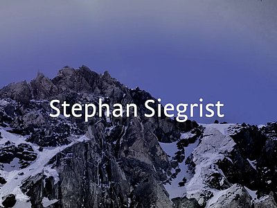 Dufour Highline Stephan Siegrist