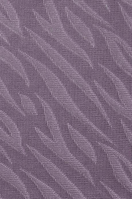 mediven 550 flachgestrickte Kompressionsstrümpfe in Lila mit Animal-Muster
