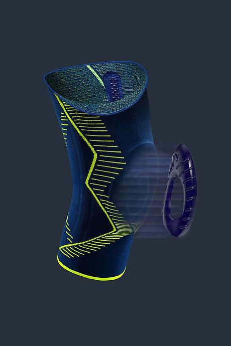 Genumedi E+motion Kniebandagen von medi