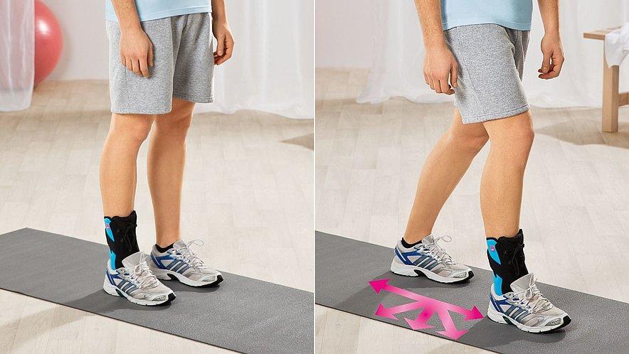 Levamed stabili-tri Übungen zur Koordination - Levamed stabili-tri Übungen zur Koordination