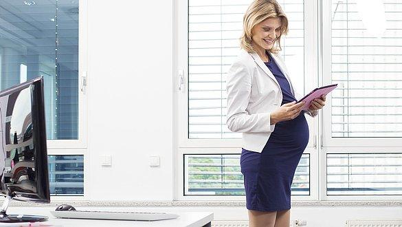 Tipps zum Arbeiten in der Schwangerschaft - Tipps zum Arbeiten in der Schwangerschaft