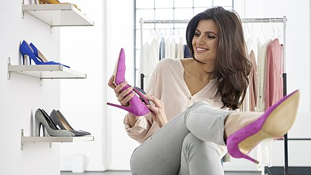 igli Style - EInlage für High Heels