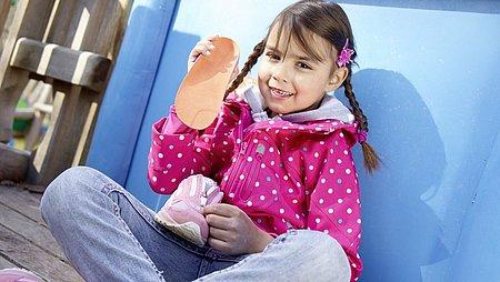 igli Carbon-Einlagen für Kinder