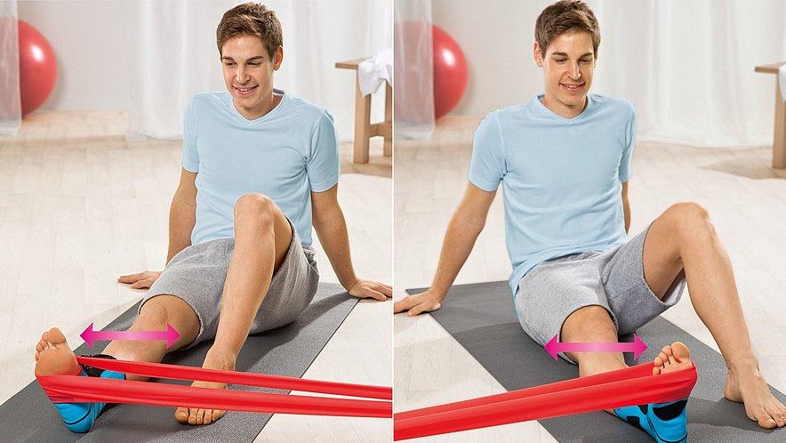 Levamed stabili-tri Übungen zur Kräftigung - Levamed stabili-tri Übungen zur Kräftigung