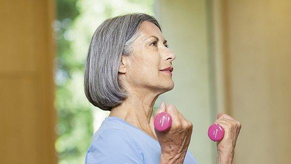 Gezieltes Krafttraining für die Muskeln - Gezieltes Krafttraining für die Muskeln