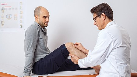 Bandagen und Orthesen stärken Ihre Patienten
