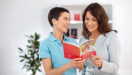 Werbemittel und Materialien von medi für den Fachhandel