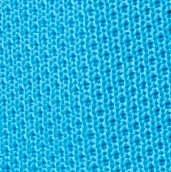 medi Orrthopädie Orthesen in der Farbe azurblau