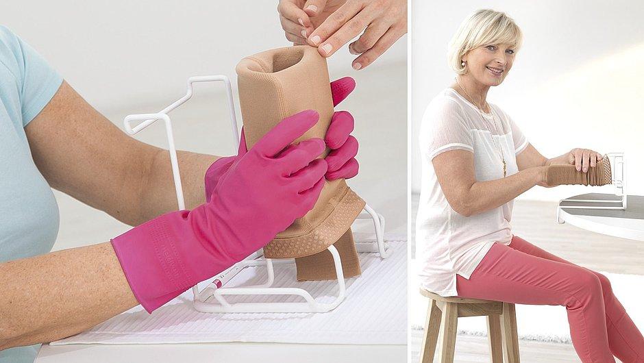 Medi Butler Arm: Anziehhilfe für Kompressionsstrümpfe für den Arm