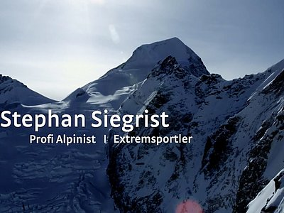 Stephan Siegrist Leben am Limit