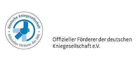 DKG Logo mit Text medi