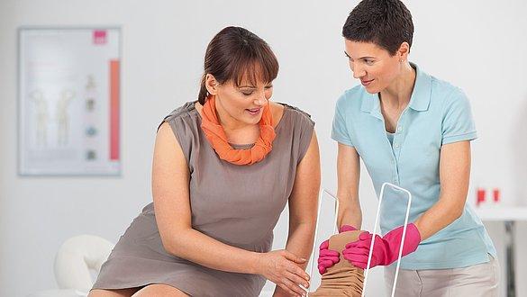 Für die erfolgreiche Therapie mit medizinischen Hilfsmitteln von medi - Für die erfolgreiche Therapie mit medizinischen Hilfsmitteln von medi
