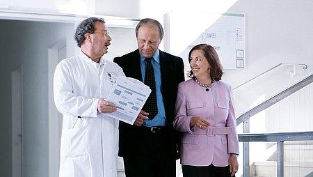 Departmentleitung Hospital