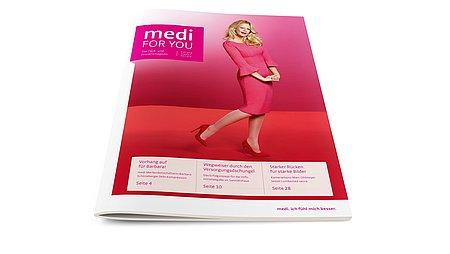 medi for you - Fach- und Wissensmagazin