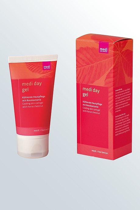 erfrischende Hautpflegecreme Kompressionstrümpfe