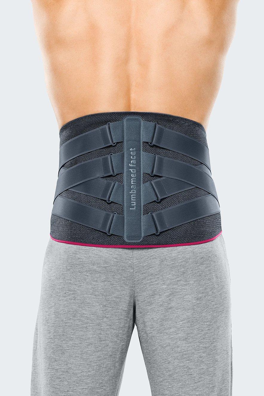 Rückenorthese Lumbamed facet - Rückenrothese Lumbamed facet