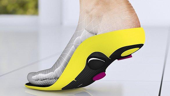 igli Carbon-Einlagen: dynamische Unterstützung für Ihre Füße - igli Carbon-Einlagen: dynamische Unterstützung für Ihre Füße