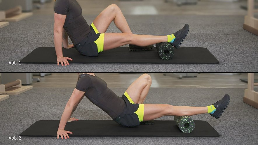 patella tip syndrome physiotherapy exercise calf rolling - patella tip syndrome physiotherapy exercise calf rolling