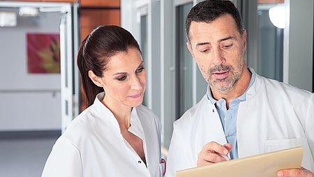 Klinische Produkte von medi