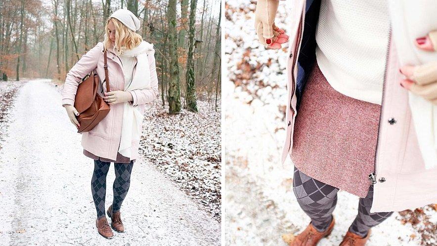 Modebloggerin Caroline Sprott grau