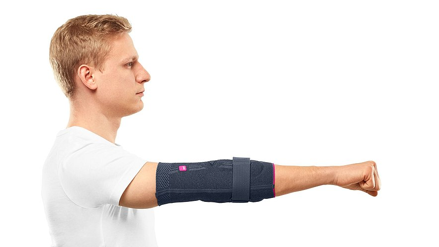 Tennis elbow: Stretching exercise - Tennis elbow: Stretching exercise