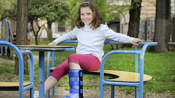 medi Kidz paediatric orthopaedic products from medi