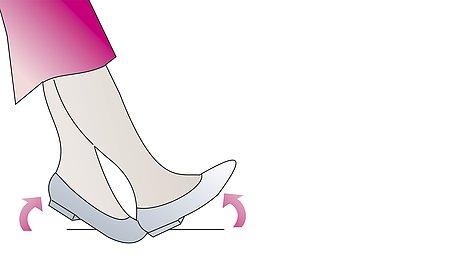 Vein exercises rocking your feet - Vein exercises rocking your feet
