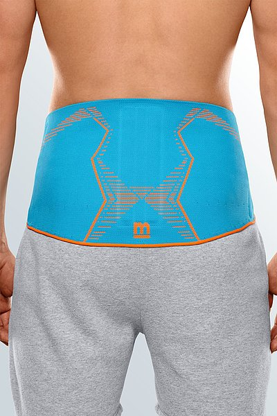 Lumbamed® plus E+motion® lumbar spine orthoses for stabilisation